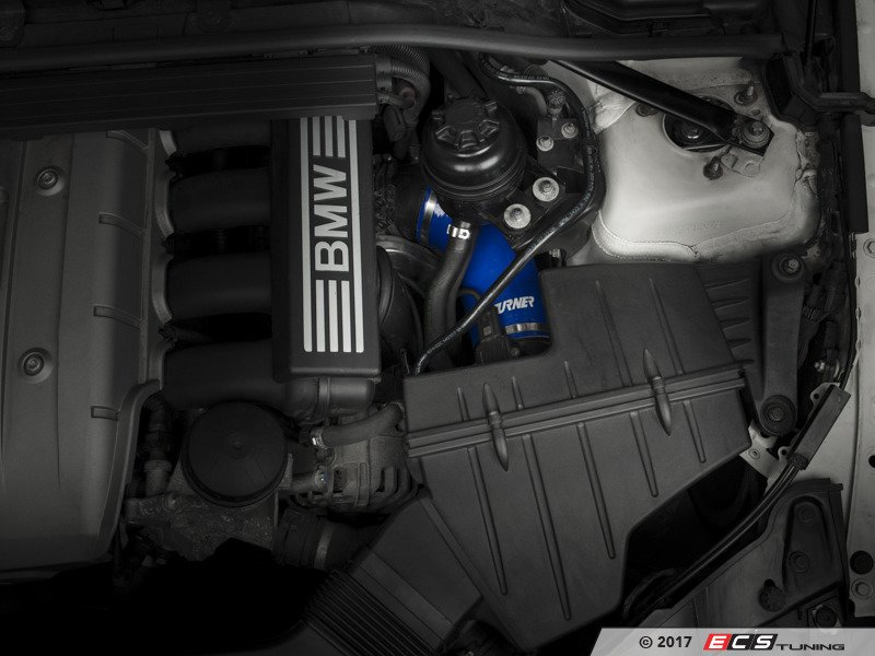 ECS News - New from Turner! - Silicone Intake Boot for your BMW
