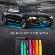 ES#3469773 - KS-CAR-PRO - XKGlow XKChrome Underglow Kit - Pro - Smartphone app controlled feature rich million color technology - XKGLOW - Audi BMW Volkswagen MINI