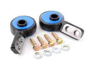 ES#3448673 - 012633TMS02-03 - Turner Motorsport offset Polyurethane Front Control Arm Bushing - 80A - Pre-Installed In Brackets - A softer option versus 95a poly, Turner's 80a provides more engaging handling for the enthusiast seeking a spirited driving experience. - Turner Motorsport - BMW