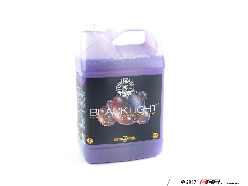 chemical guys cws619 blacklight car wash soap 1 gal. Black Bedroom Furniture Sets. Home Design Ideas