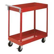 ES#3128004 - 8003SCD - Economy Service Cart RED - Durable cart for garage of shop - Sunex - Audi BMW Volkswagen Mercedes Benz MINI Porsche