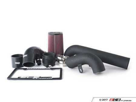 "ES#3499499 - 016317ecs0102KT -  Luft-Technik Intake System - No Heat Shield - With Wrinkle Black Aluminum Tubes - In House Engineered ""Air Technology"" for maximum performance and stunning aesthetics - ECS - Volkswagen"