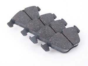 ES#3410245 - 7799-D918NCPL - Front Cool Carbon S/T Plus Performance Brake Pad Set - High performance pads developed to bridge the gap between performance street and full track use - Cool Carbon Performance - BMW