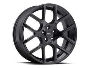 "ES#3478351 - lg295500335gbsKT - 20"" Lago - Set Of Four - 20x8.5 ET32 / 20x9.5 ET35 5x112/5x120 - Gloss Black - Voxx wheels - Audi Volkswagen"