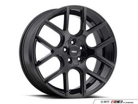 "ES#3478347 - lg285500332gbKT - 20"" Lago - Set Of Four - 20x8.5 ET32 5x112/5x120 - Gloss Black - Voxx wheels - Audi Volkswagen"