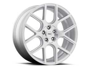 "ES#3479267 - lg775500340sKT1 - 17"" Lago - Set Of Four - 17x7.5 ET40 5x112/5x120 - Silver - Voxx wheels - Audi MINI"