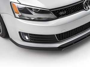 ES#4056502 - 014280ecs05a02KT - GLI Front Lip Spoiler - Carbon Fiber - Add an aggressive, lower appearance to your front bumper - ECS - Volkswagen