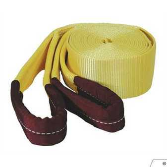 """ES#3478486 - KTI73812 - Tow Strap With Looped Ends 3""""x30' - Pull safely with a nylon strap. - K Tool International - Audi BMW Volkswagen Mercedes Benz MINI Porsche"""