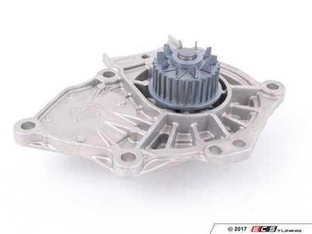 ES#3476631 - 06K121011C - Water Pump  - Includes gasket and hardware - Hepu - Audi Volkswagen