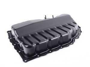 ES#2878602 - 06J103600AF - Oil Pan  - Replace your cracked or broken pan - Vaico - Audi Volkswagen