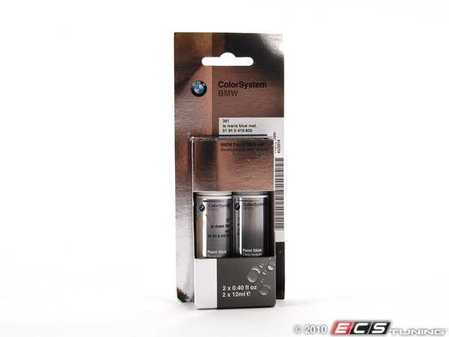 ES#131374 - 51910419800 - LeMans Blue Metallic Touch Up Paint Stick - 381 - Direct from BMW to ensure the proper color matching - Genuine BMW - BMW