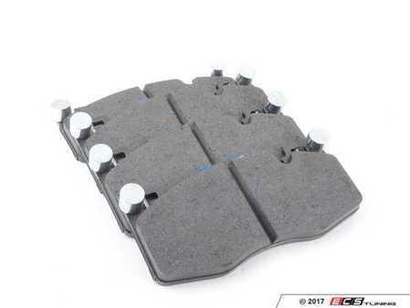 ES#2859514 - 34117852969 - Front Brake Pads  - Genuine BMW - BMW