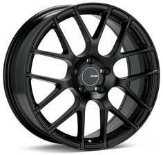 "ES#3489804 - 467-985-1238BKKT - 18"" Enkei Raijin - Square Set Of Four  - 18x8.5"" ET38 5x120, Black - Enkei Wheels - BMW MINI"
