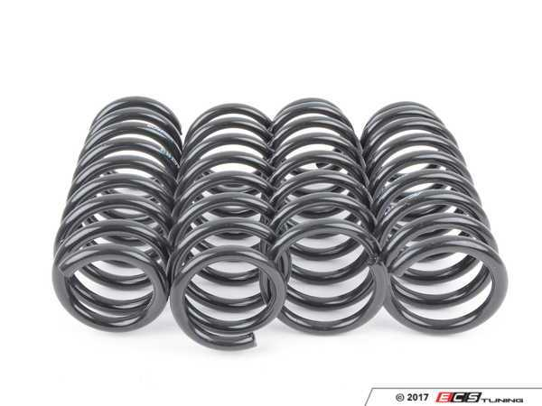 ES#3410806 - 3130210760 - AC Schnitzer Performance Springs - Enhanced performance while adding more aggressive looks - AC Schnitzer - BMW
