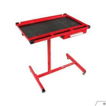 ES#3128024 - 8019 - Deluxe Rolling Work Bench - Bring what you need to get the job done. To the car - Sunex - Audi BMW Volkswagen Mercedes Benz MINI Porsche
