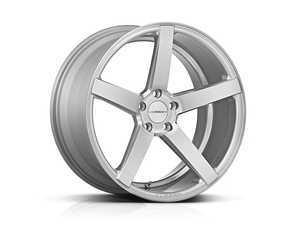 """ES#3490943 - cv3r-9m36KT - 19"""" CV3-R - Set Of Four - 19x10 ET50 5x112 - Gloss Silver Metallic - Vossen - Audi Volkswagen"""