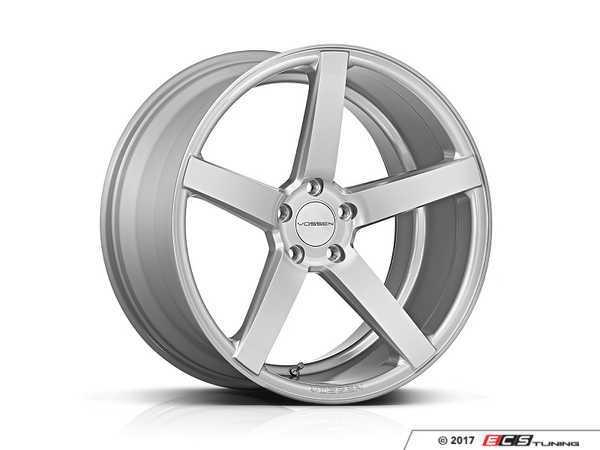 "ES#3490959 - cv3r-0m09aKT - 20"" CV3-R - Set Of Four - 20x10.5 ET30 5x112 - Gloss Silver Metallic - Vossen - Audi"