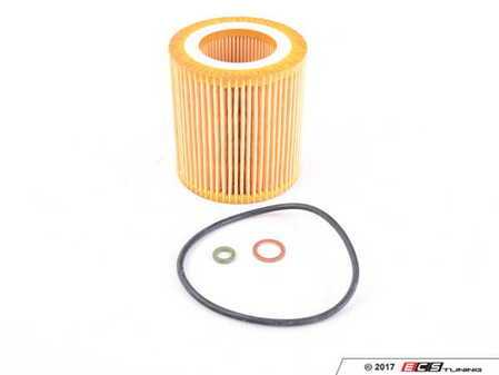 ES#3474897 - 11427953129 - Oil Filter Kit - Always use a high quailty oil filter to get the most life from your oil - Genuine BMW - BMW