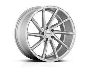 "ES#3491026 - cvt-9m44KT - 19"" CVT - Set Of Four - 19x10 ET36 5x112 - Gloss Silver Metallic - Vossen - Audi Volkswagen"