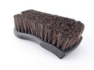 ES#3450434 - ACCS96 - Premium Horse Hair Interior Cleaning Brush - Perfect for scrubbing dirt and filth from convertible tops, leather seats and accessories, shoes, boots, apparel, and more - Chemical Guys - Audi BMW Volkswagen Mercedes Benz MINI Porsche