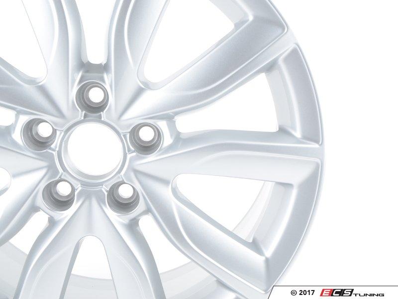 Genuine Volkswagen Audi 8p0601025bk 17 Quot V Split 10