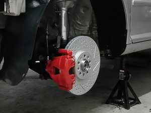 ES#3491317 - FN3BBK -  Build-Your-Own 312x25mm Big Brake Kit - Everything you need to convert to larger 312x25 front brakes - Assembled By ECS - Volkswagen