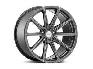 "ES#3491514 - vfs10-0m02s2KT - 20"" VFS-10 - Set of Four - 20x8.5 ET40 / 20x10 ET50 5x112 - Gloss Graphite - Vossen - Audi Volkswagen"