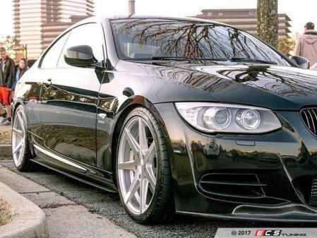 ES#3490698 - SS-E92/E93-V1 - E92/93 Side Skirt Extension V1 - Race inspired bodylines. - Aeroflow Dynamics - BMW