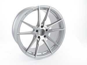 ES#3491486 - RF220105120BT25S - RF2 20x10 5x120 25ET Brushed Titanium 74.1mm CB *Scratch And Dent* - Rohana Wheels - BMW