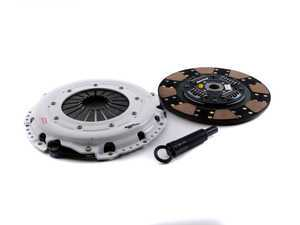 ES#3559394 - 17375hd0fdKT - Stage 2 Clutch Kit - With Lightweight Flywheel (18lbs) - 110% Increased holding capacity - Clutch Masters - Volkswagen