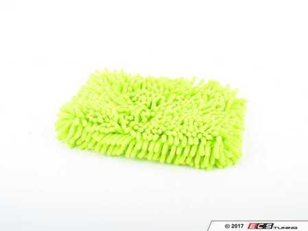 ES#3450616 - MIC405 - Chenille Microfiber Premium Scratch-Free Wash Pad - Extra plush, absorbent, and exceptionally soft - Chemical Guys - Audi BMW Volkswagen Mercedes Benz MINI Porsche