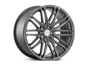 "ES#3492633 - vfs4-0m06s3KT - 20"" VFS-4 - Set Of Four - 20x9 ET32 / 20x10.5 ET42 5x112 - Gloss Graphite - Vossen - Audi Volkswagen"