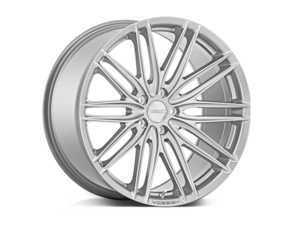 """ES#3492623 - vfs4-0m03sKT - 20"""" VFS-4 - Set Of Four - 20x9 ET25 / 20x10.5 ET30 5x112 - Silver Metallic - Vossen - Audi Volkswagen"""
