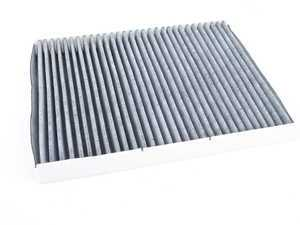 ES#3487324 - 1J0819644A - Charcoal Lined Cabin Filter / Fresh Air Filter OEM# 1J0819644A - The activated charcoal filters odor from reaching the cabin - Meyle - Audi Volkswagen