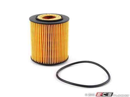 ES#1966595 - 11427512446 - Oil Filter Kit With O-Ring E31H D93 - Keep your oil contaminant free : Gen 1 MINI Cooper R50 R52 R53 - Hengst - MINI