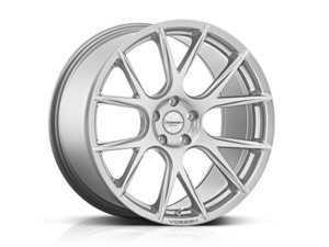 """ES#3492857 - vfs6-0m05s1KT - 20"""" VFS-6 - Set Of Four - 20x9 ET32 / 20x10 ET50 5x112 - Silver Metallic - Vossen - Audi Volkswagen"""