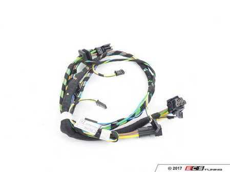 blower motor resistor wiring harness