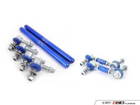 ES#3492964 - trc12265trc1045L - Front & Rear Adjustable End Link Kit - Front adjustment range: 320mm-365mm, Rear adjustment range: 100mm-120mm - SuperPro - Audi Volkswagen