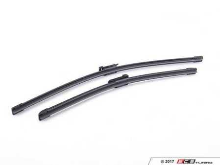 ES#3469066 - 61612241375 - Bosch Wiper Blade Set - Aerotwin - Includes both blades. - Bosch - BMW