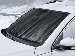 ES#3462267 - TS0621 - TechShade Windshield Sun Shade - Keep your interior cool and protected from harmful UV rays - WeatherTech - Volkswagen