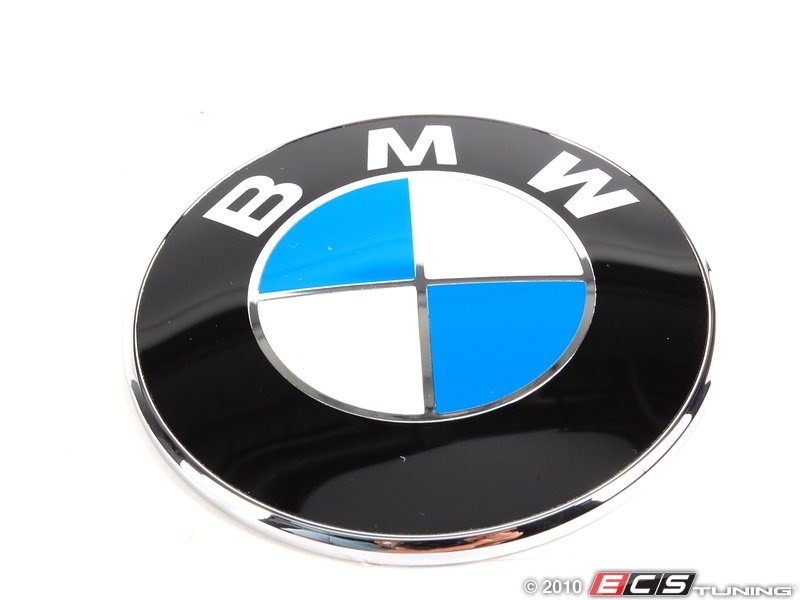 Ecs News Bmw Z3 Roundel Replacements