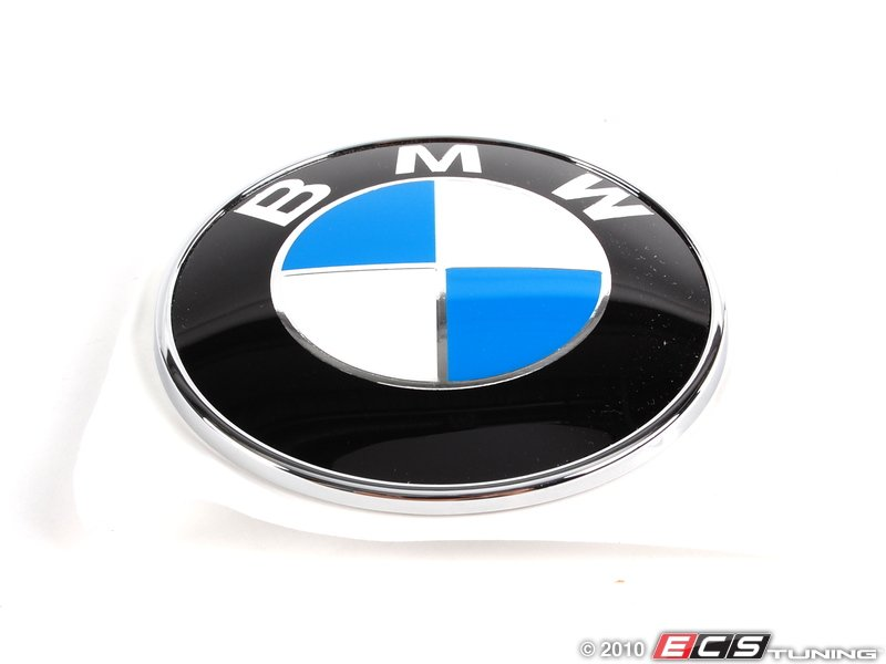 Genuine Bmw 51147146051 Bmw Emblem Roundel Trunk
