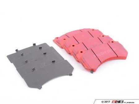 ES#2070762 - DP31853C - EBC Redstuff Ceramic Pad Set - CADILLAC - Front - EBC -