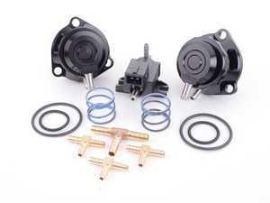 ES#3438165 - FMDV6A  - Forge Motorsport Atmospheric Valves - Pair - Replace the failure-prone OEM diaphragm-based valves with billet piston-based valves - Forge - Audi