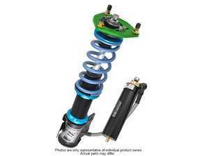 ES#3507186 - FADREAD3-E46A - Dreadnought Pro 3-Way Adjustable Coilover Kit - One of the top 3 way adjustable coilover kits on the market with 24 settings each way, offering up to 13824 possible suspension settings! - Fortune Auto - BMW