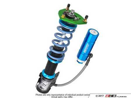 ES#3508290 - FADREAD2E46MA - Dreadnought Pro 2-Way Adjustable Coilover Kit - One of the top 2-way adjustable coilover kits on the market with 24 settings each way, offering up to 576 possible suspension settings! - Fortune Auto - BMW