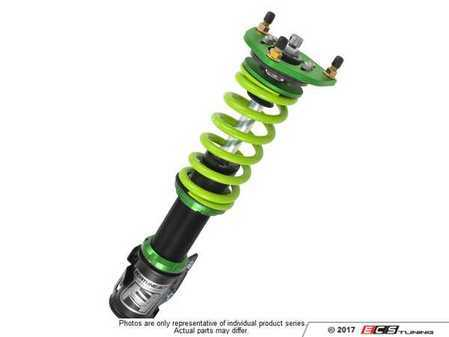 ES#3508573 - FA500E63 - 500 Series Adjustable Coilover Kit - Featuring a premium build quality and 24 levels of rebound adjustment that is perfect for the street and the occasional track days! - Fortune Auto - BMW