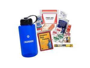 ES#3187540 - DRG000013 - Alltrack Survival Kit - A must before taking your VW on an adventure - Genuine Volkswagen Audi - Volkswagen