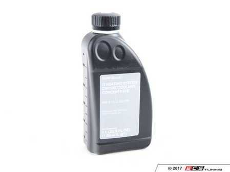ES#2744909 - 83512355296 - Coolant - 1 liter - Concentrate 100% coolant - Genuine BMW - BMW