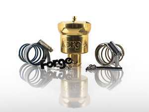 ES#3463423 - FMDV008G - 008 Premium Diverter Valve - *Limited Edition* Gold - Smaller, tougher and tuneable! *Limited edition gold finish* - Forge - Audi Volkswagen Porsche